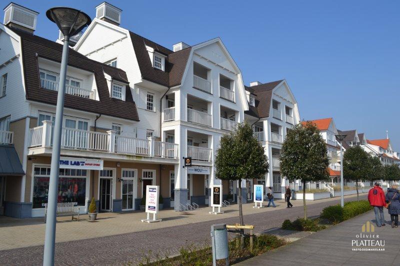Appartement met 3 slpk gelegen op de 1e verdieping van de residentie Newport Bay.