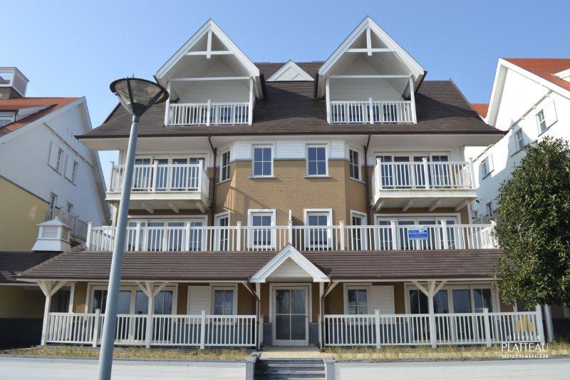 Appartement met 2 slpk gelegen op de 2e verdieping in de residentie Nantucket.