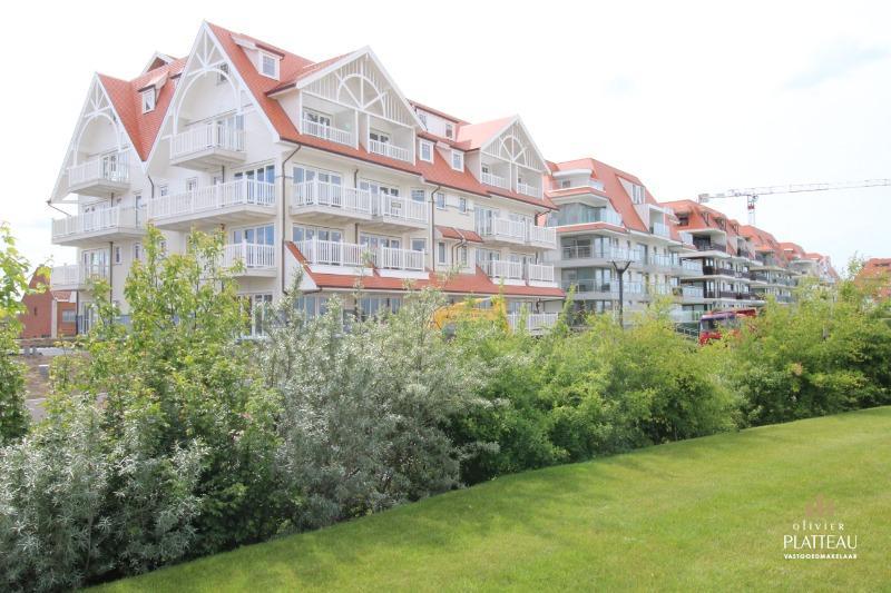 Groot duplex-appartement met 3 slaapkamers in de residentie Sundeck.