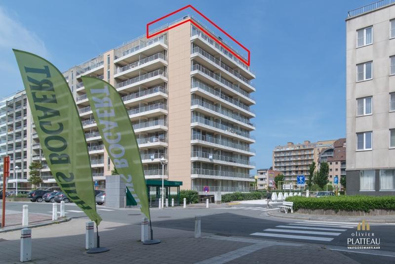 Unieke penthouse met groot terras en panoramisch uitzicht.