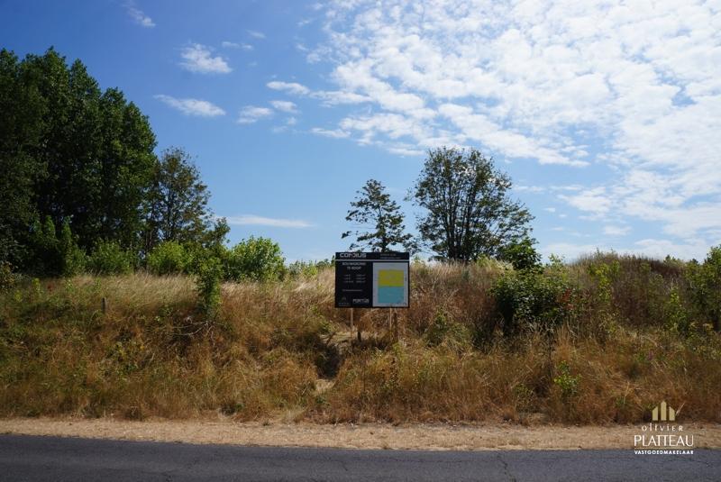 Terrain a bâtir de 1500m² dans le quartier Simli à Nieuport-bains.