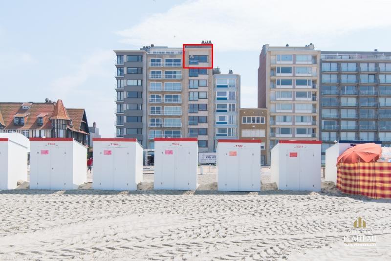 Unieke penthouse met 4 slpk prachtig zeezicht & zonneterras!