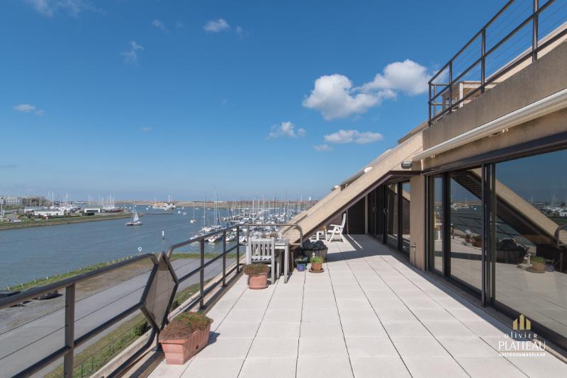 Uitzonderlijk appartement met zonovergoten terrassen en panoramisch uitzicht! Residentie Robert Orlent