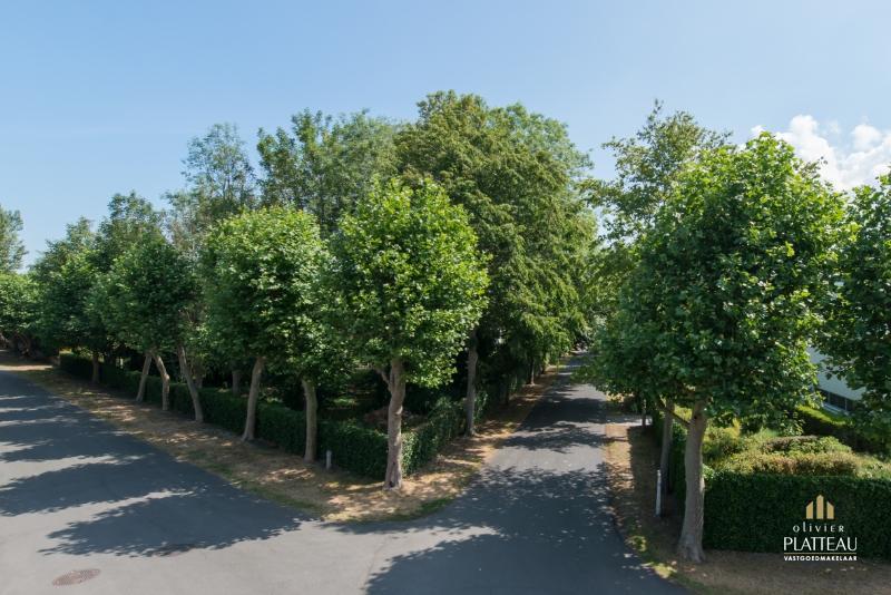 Mooi perceel bouwgrond van 1122m² gelegen achteraan de Simli-wijk te Nieuwpoort-Bad.