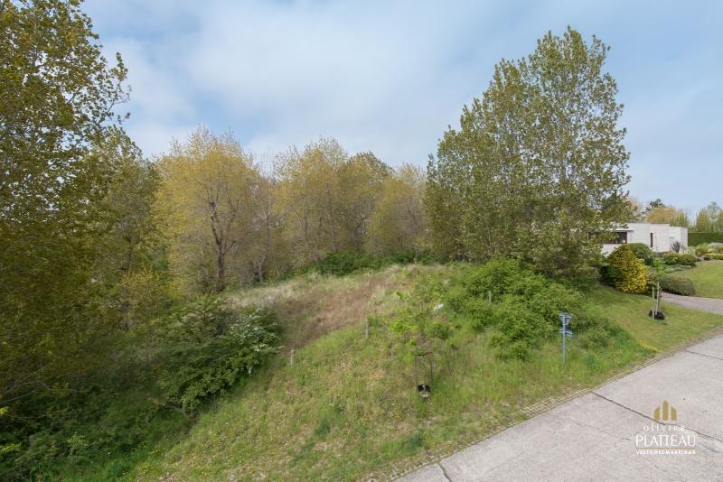 Residentieel gelegen perceel bouwgrond van 1170m² in de Berglaan te Koksijde/Sint Idesbald.