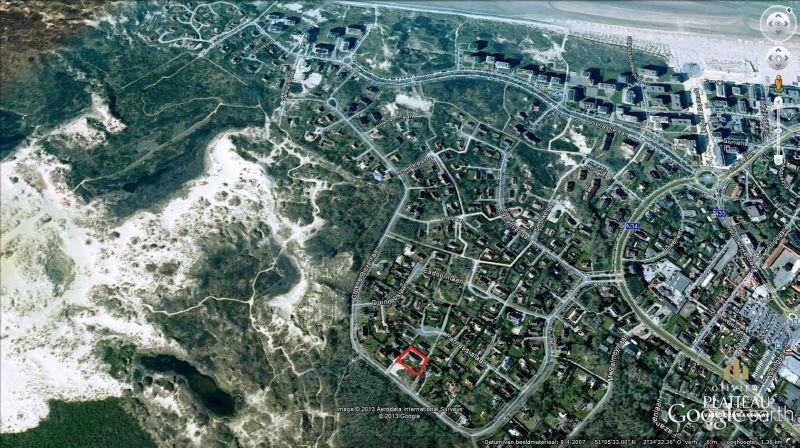 1545m² BOUWGROND gelegen in de Westhoekverkaveling!